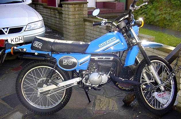 Classic and Modern Bike Galleries 50cc