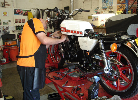 Classic and Modern Bike Restoration and Repair